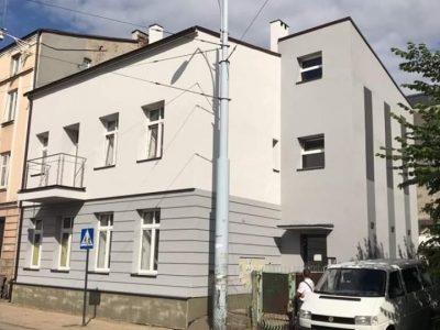Kamienica Inwestycje Łódź Pabianicka